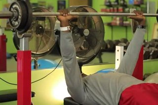 How to Bench Press 85 Lbs. 20 Times