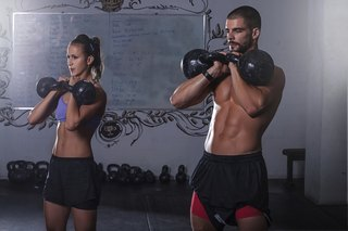 12 Reasons to Start Training with Kettlebells