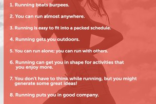 10 Reasons to Run (Even If You Don't Like Running!)