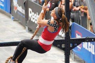 In CrossFit, Women Can Be the Beauty and the Beast