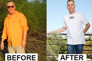 How Ed M. Lost 35 Pounds