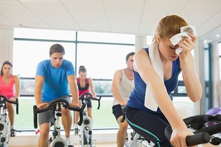 Dangers of Hot Exercise Classes