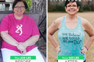 How Kim B. Lost 65 Pounds
