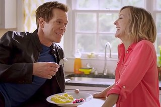 Kevin Bacon Knows Eggs