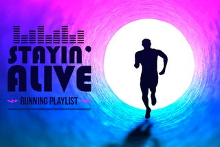 Get Moving With This Stayin' Alive Playlist