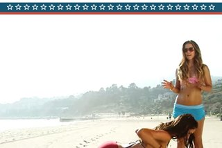 Fourth of July Bikini Workout