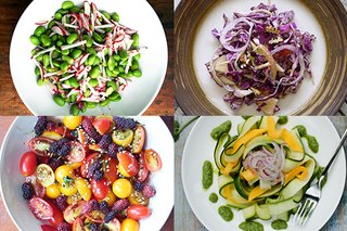 8 Innovative Salad Recipes, No Lettuce Needed!