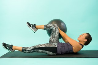 9 New Swiss Ball Exercises for a Rock-Hard Core