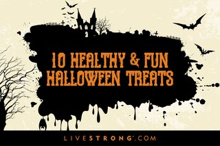 10 Healthy and Fun Halloween Treats to Hand Out