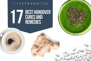 17 of the Best Hangover Cures and Remedies