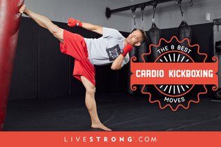 The 8 Best Cardio Kickboxing Moves