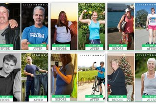 LIVESTRONG.com Members' Before & After Weight Loss Photos