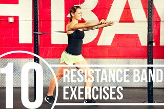 10 Resistance Band Exercises to Tone and Tighten