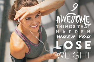 9 Awesome Things That Happen When You Lose Weight