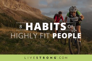 8 Habits of Highly Fit People