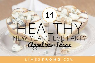 14 Healthy New Year's Eve Party Appetizer Ideas