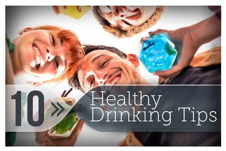 How to Drink, Have Fun AND Lose Weight
