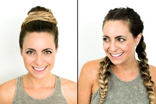 Sexy Hairstyles for the Summer Heat