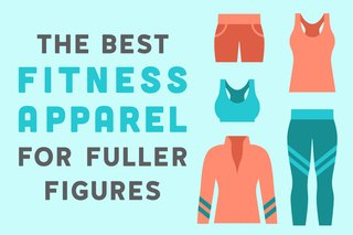 The Best Fitness Apparel for Fuller Figures