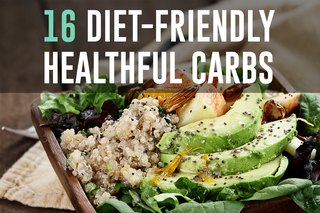 16 Diet-Friendly Healthful Carbs
