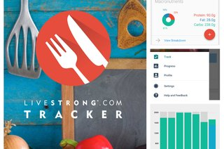How to Use LIVESTRONG's Free MyPlate Calorie Tracker App for Android