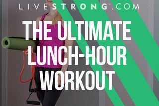 The Ultimate Do-Anywhere Lunch-Hour Workout