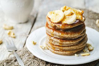 2 Magic Egg Recipes: Gluten-Free Paleo Pancakes & Blueberry Muffin