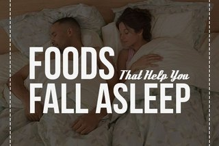 12 Foods That Help You Fall (and Stay) Asleep!