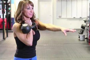 Russian Kettlebell Exercises for Biceps