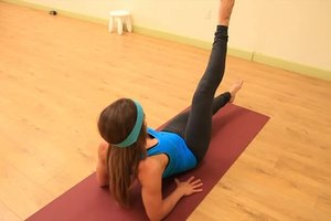 How to Shrink Your Waist With Yoga