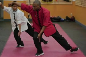 Tai Chi Stretching Exercises