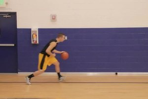 How to Practice Dribbling With Your Left Hand