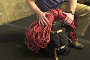 How to Pack Rock Climbing Equipment Efficiently