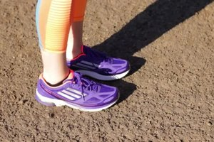 How to Break in New Shoes During a Long Run