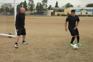 How to Play an Attacking Midfielder in Soccer