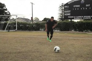 How to Make Long Shots in Soccer