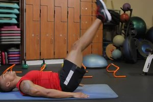 What Muscles Do Leg Lifts Strengthen?