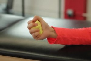 Loss of Strength After a Finger Injury