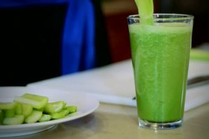 Health Benefit of Celery