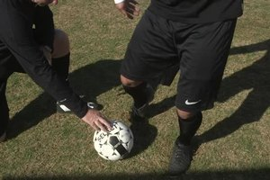 How to Kick a Soccer Ball With Speed