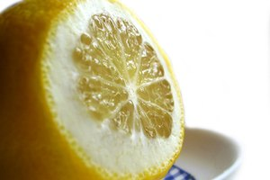 Lemon Oil Benefits