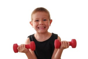 Circuit Training Exercises for Kids