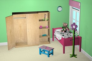 Ideas for a Unisex Kids Room