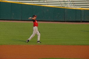 Baseball Outfield Throwing Drills