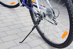 How to Replace a Rear Bicycle Wheel