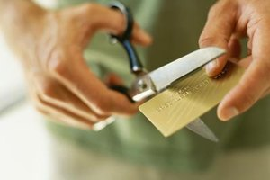 What Does Discharge Mean on Credit Card Debt?