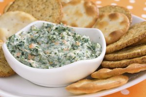 How Many Calories Are in Spinach Dip?