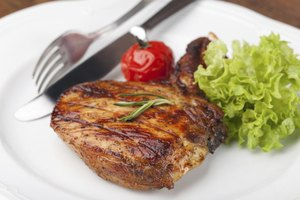 How to Pan Fry a Thick Veal Rib Chop