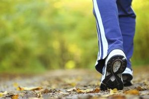 How Fast Will You Lose Weight If You Walk a Mile Every …