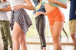 Zumba Tips for Bad Knees